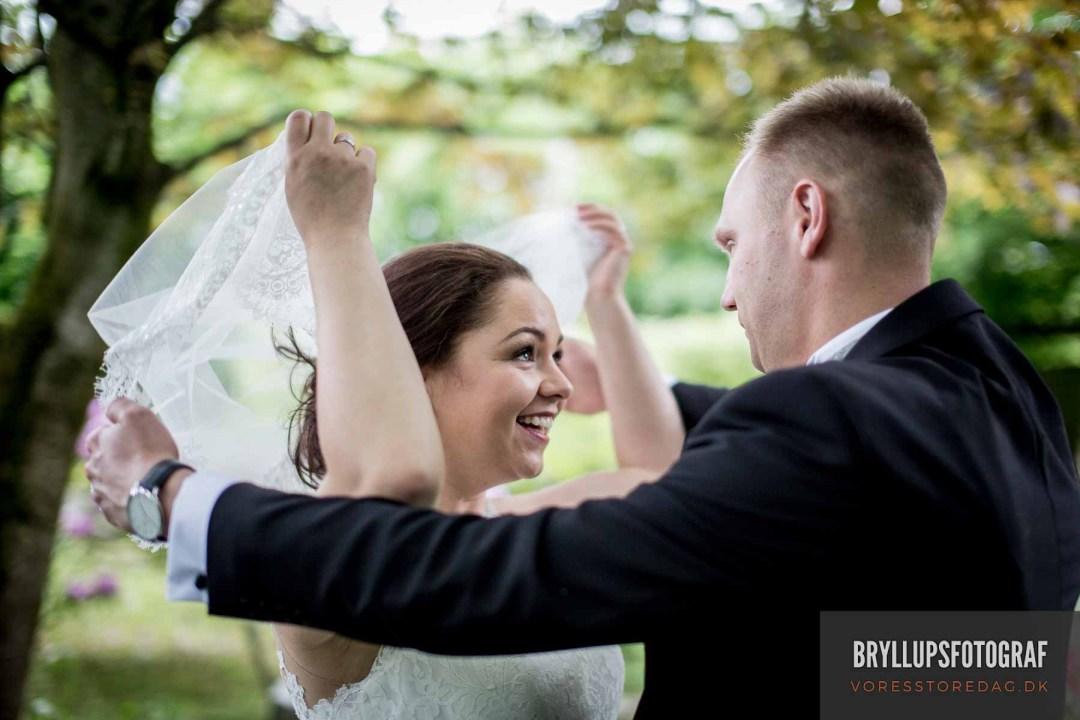 I skulle finde bryllupsfotograf Fredericia