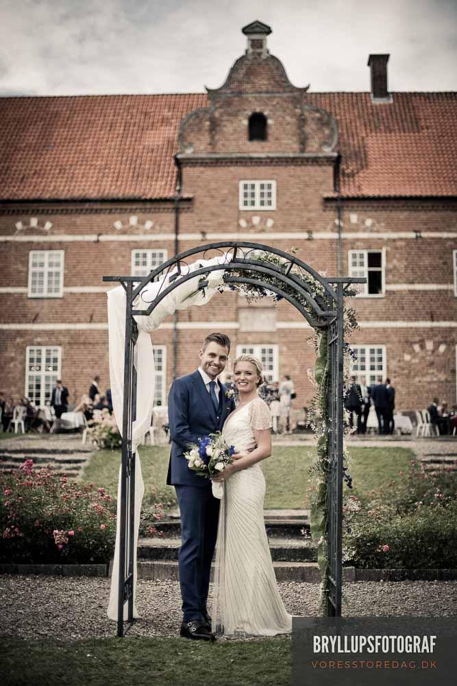 en dygtig bryllupsfotograf Fredericia