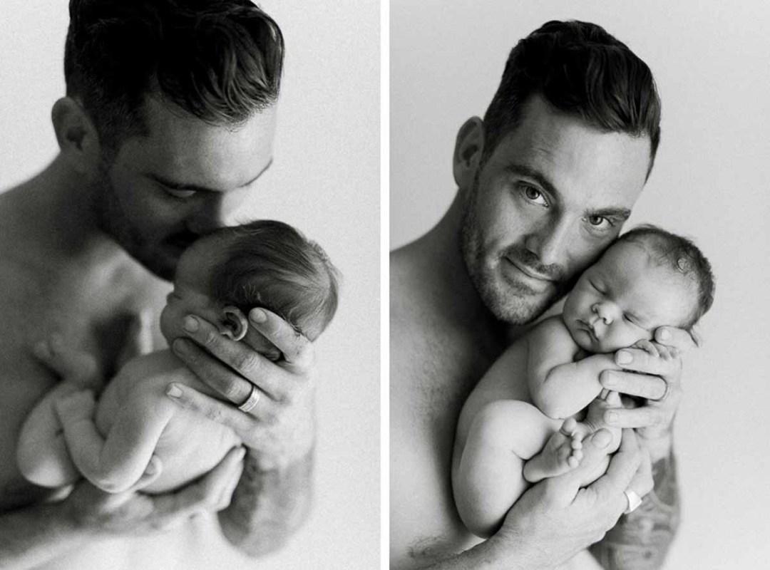 Professionel fotograf Fredericia som har flere års erfaring med nyfødt fotografering