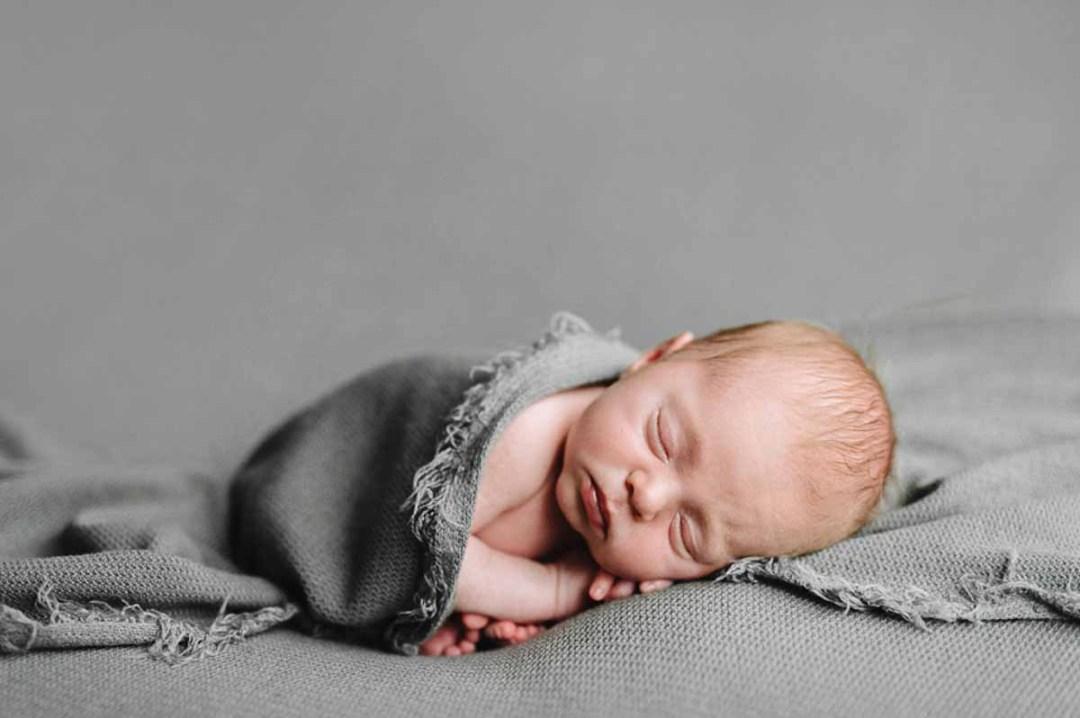 Fotografering af nyfødte i Fredericia en gang om måneden