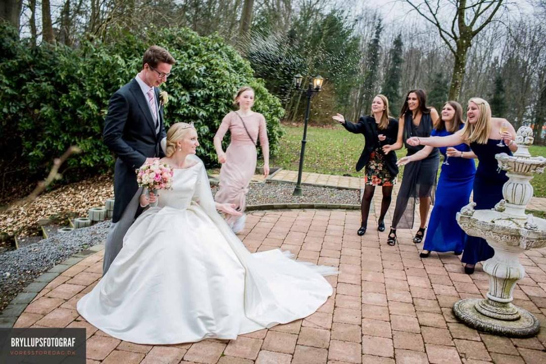 Brudekjole Herning