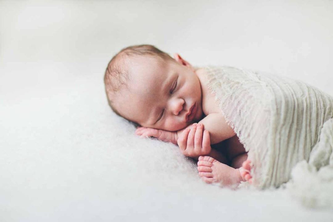 newborn fotograf i Horsens