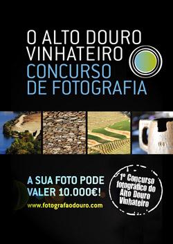 Concurso Fotografia O Alto Douro Vinhateiro