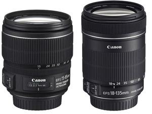 Lentes Canon EF-S