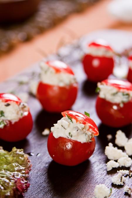 Imagem 03 Tomate cereja recheado 6255 450x675 Enquadramento na fotografia de culinária