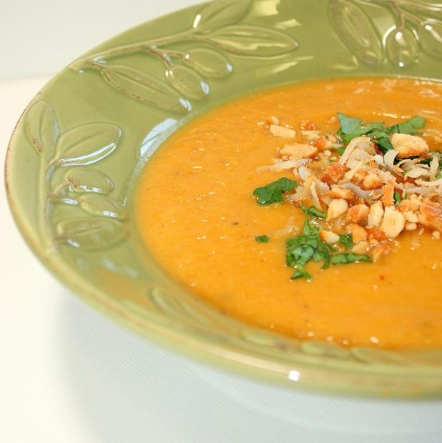 O raw e a sopa | Fotografia-DG