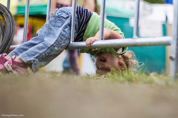 Veja o mundo como uma criança - Fotografia DG