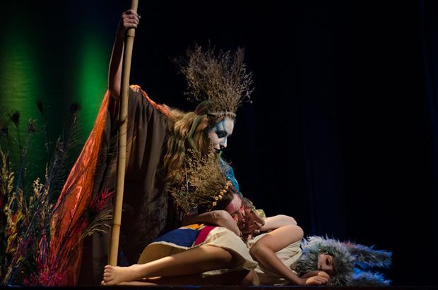 Fotografia de Espetáculos Teatrais