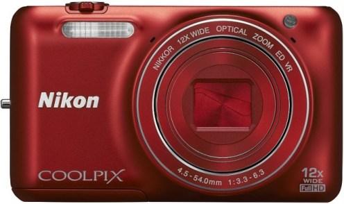Nikon S6600