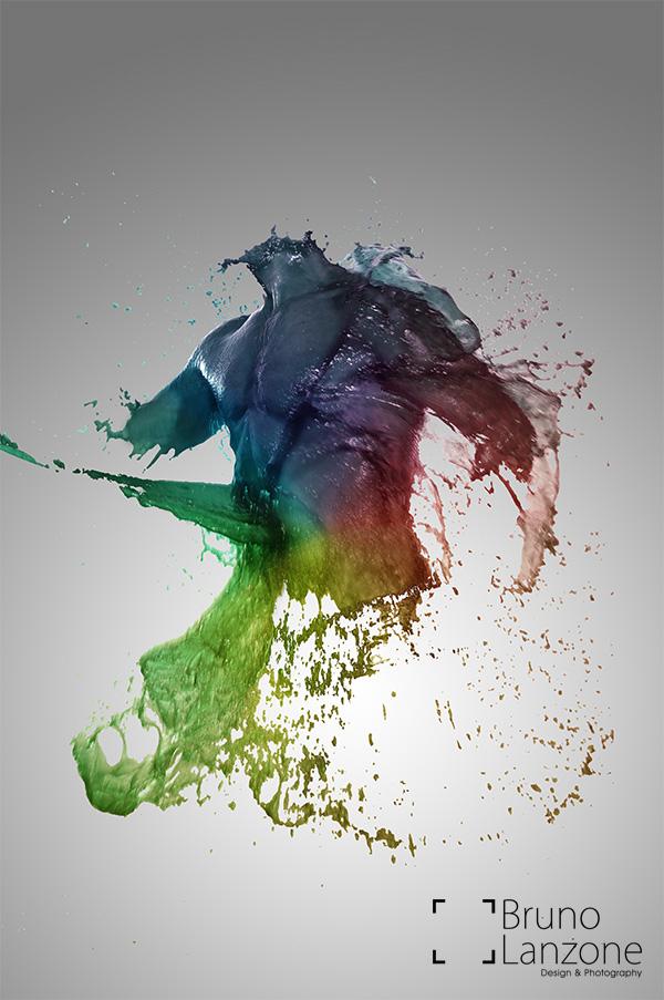 Rainbow Splash — uma brincadeira com muita água   Fotografia-DG
