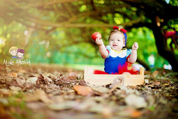 Composição Fotografia Bebês