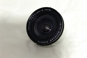 Leica Elmarit-R 1.2,8 28mm