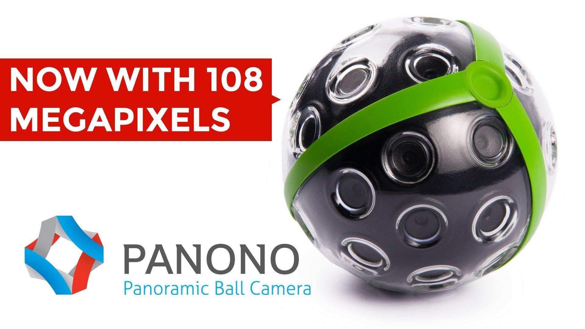 Câmera Panono e seus mais de 100 megapixels - Fotografia DG