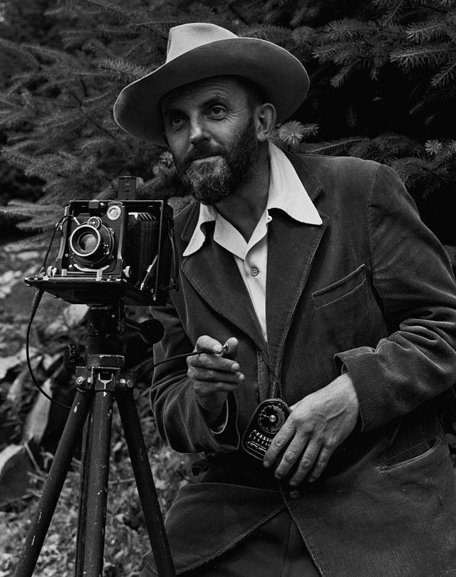 Exposição de Ansel Adams inédita na América Latina - Fotografia DG