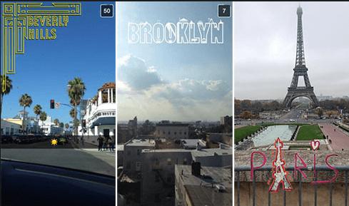 Decorar fotos no Snapchat 5