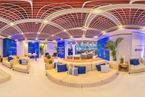 Fotografia 360 - Lounge Embratel Rio2016