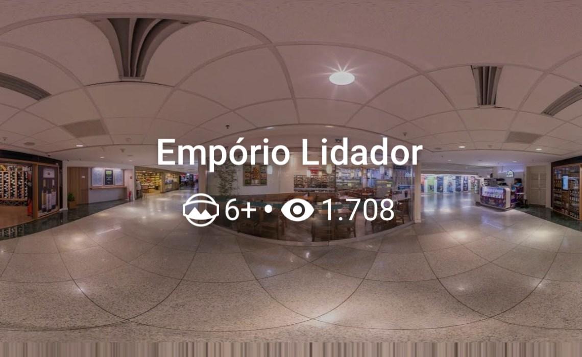 tour virtual, fotografia 360, lidador, rio sul