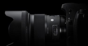 Sigma 85mm f1.4 Art