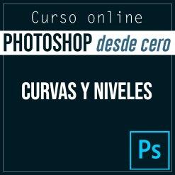 curvas y niveles photoshop