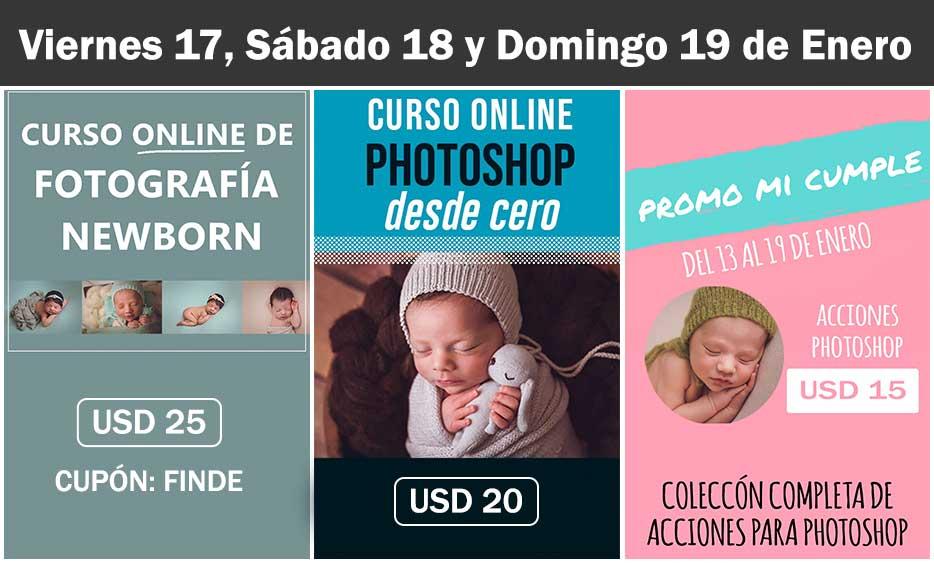 ofertas curso newborn