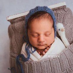 wrapping newborn como se hace