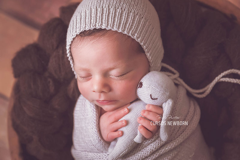 presets cálidos lightroom para newborn