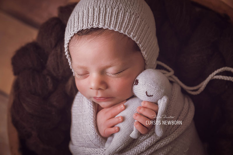 preset realista para newborn