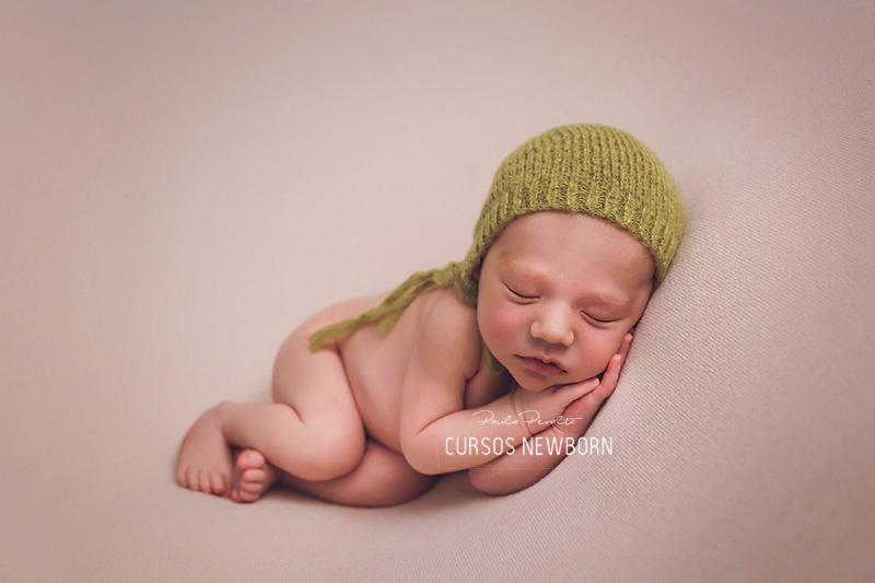 ángulos de toma fotografia newborn
