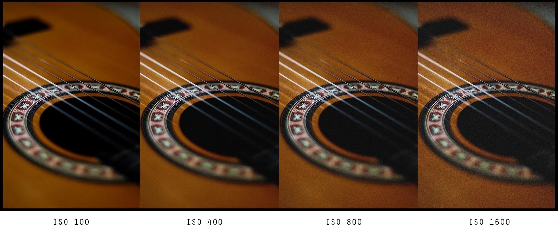 ISO. Pieza clave en la fotografía profesional