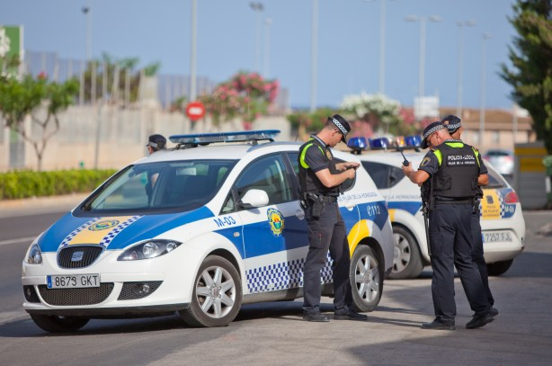 Policía Local Pilar de la Horadada