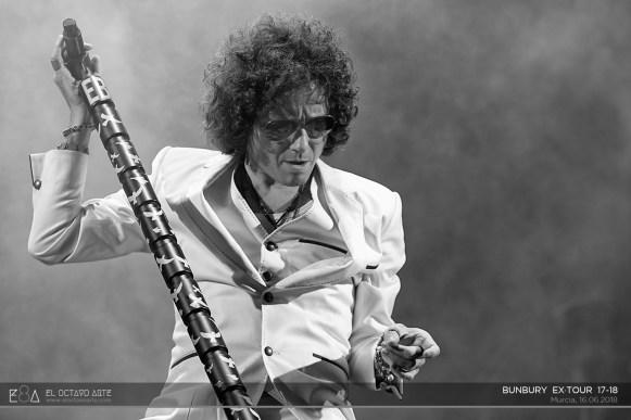 BUNBURY EX·TOUR 17-18 / EL OCTAVO ARTE FOTOGRAFÍA