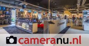 Camera Nu Winkel met logo