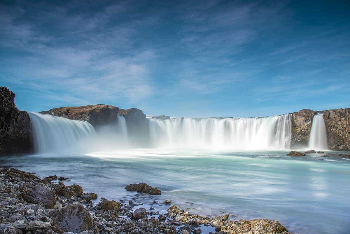 Fotografiereis IJsland Zomer waterval