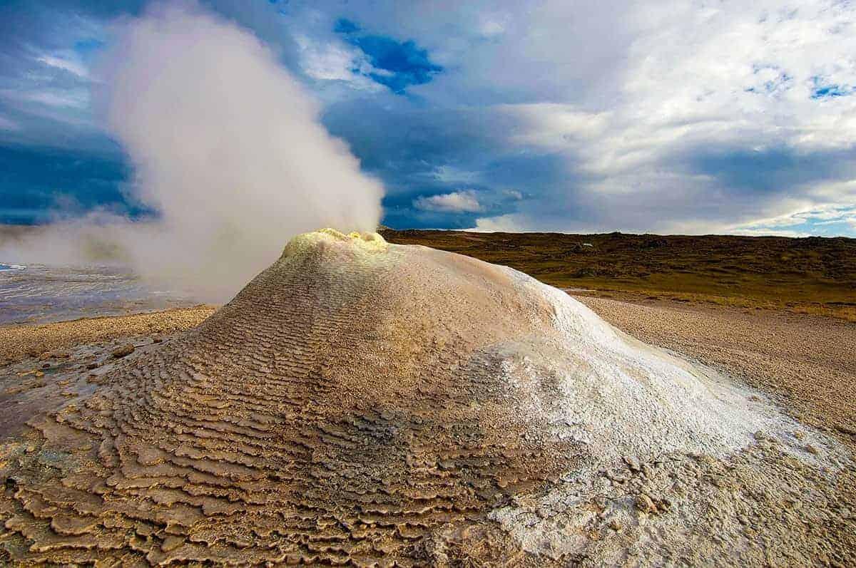 Fotografiereizen Noord IJsland Hveravellir