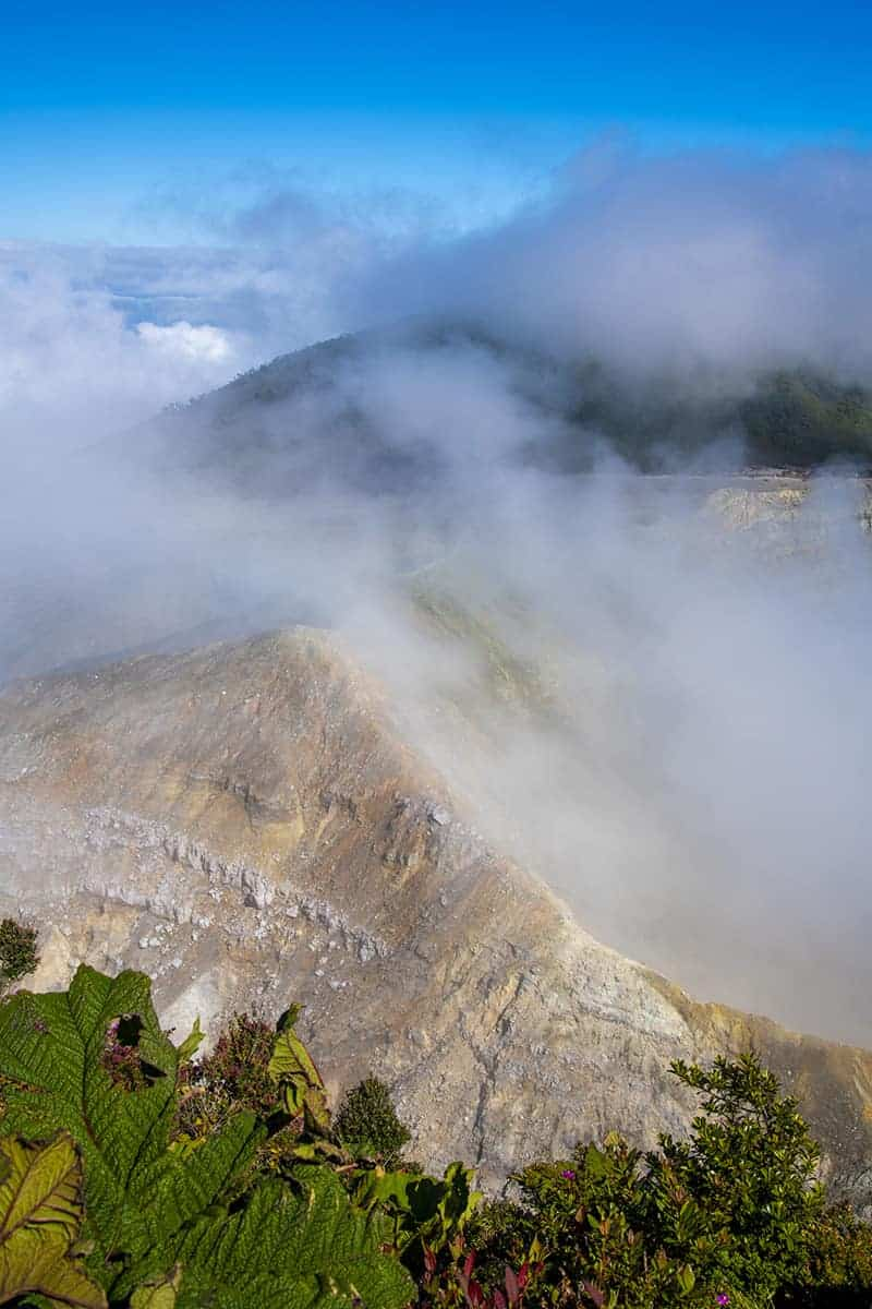 Fotoreis Costa Rica - vulkaan Poas