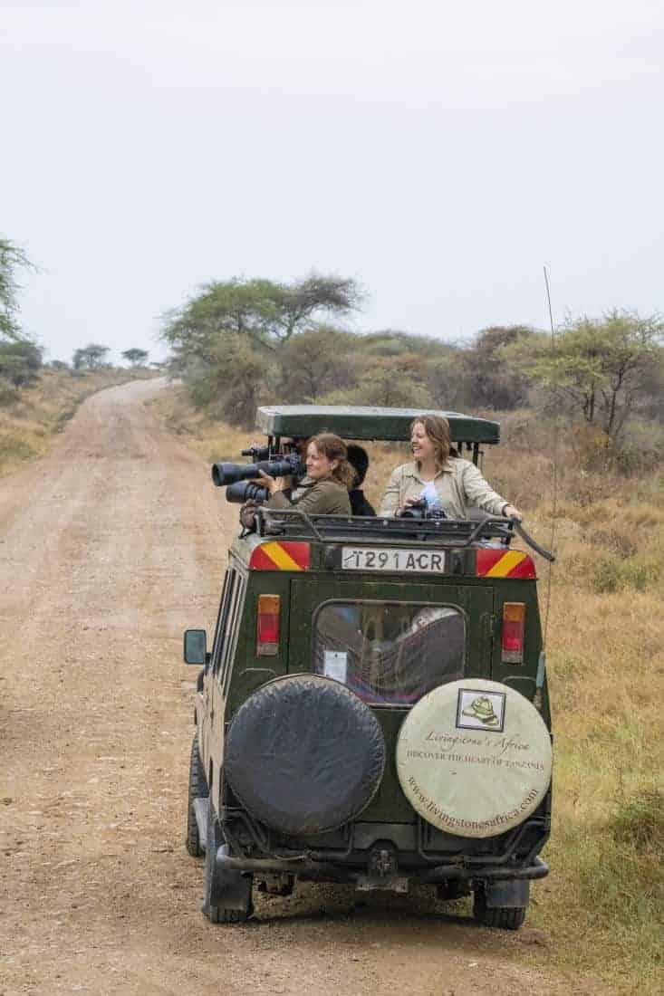 Fotoreis Kenia Tanzania Claudia en Andrea