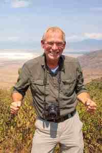 Fotoreis Kenia Tanzania Ngorongoro Crater Henk