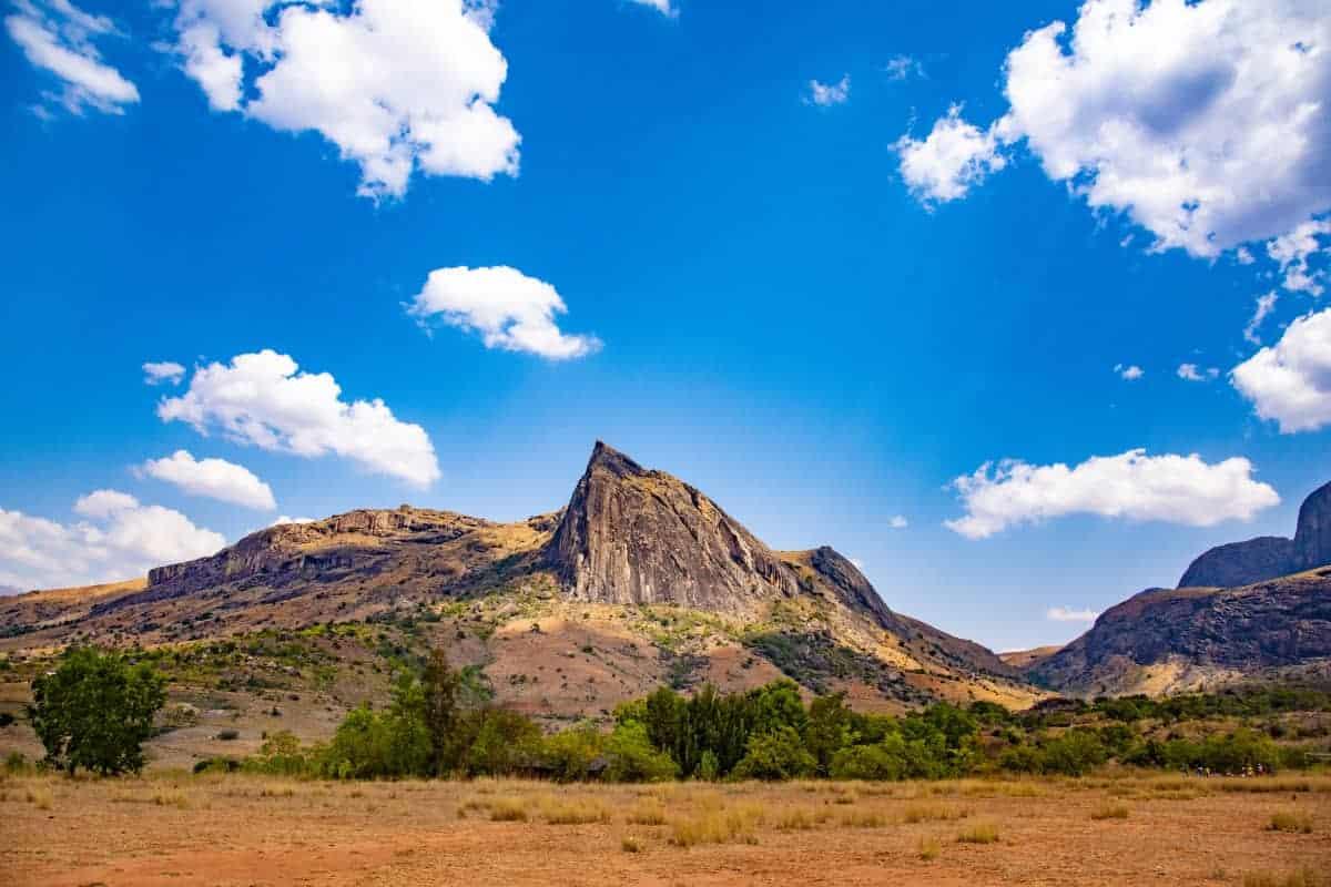 Fotoreis Madagaskar Tsaranoro landschap