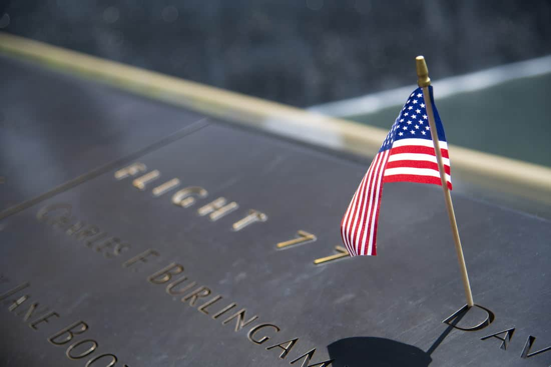 Fotoreis New York monument bij Ground Zero