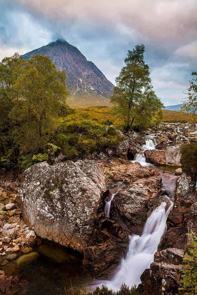 Fotoreis Schotland - Buachaille Etive Mor