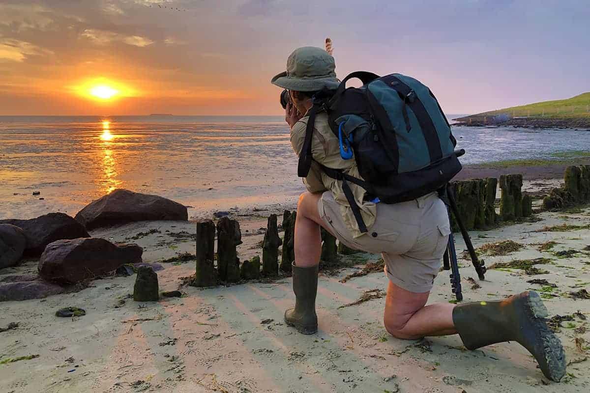 Fotoweekend Groninger Waddenkust zonsopgang fotograferen