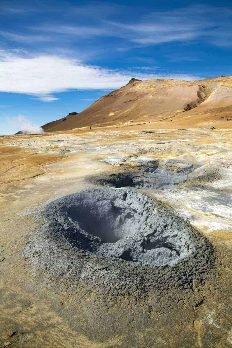 Hverir hete bronnen - fotoreis IJsland Zomer