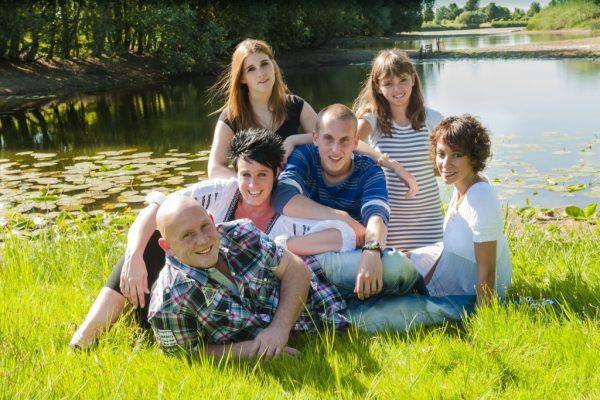 familiefoto, Duiven