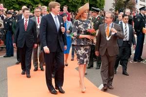 Willem-Alexander, Maxima, Duiven, gelderland