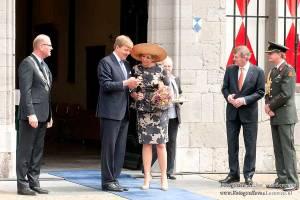 koning Alexander, koningin, Maxima, Duiven, gelderland , Vianen.