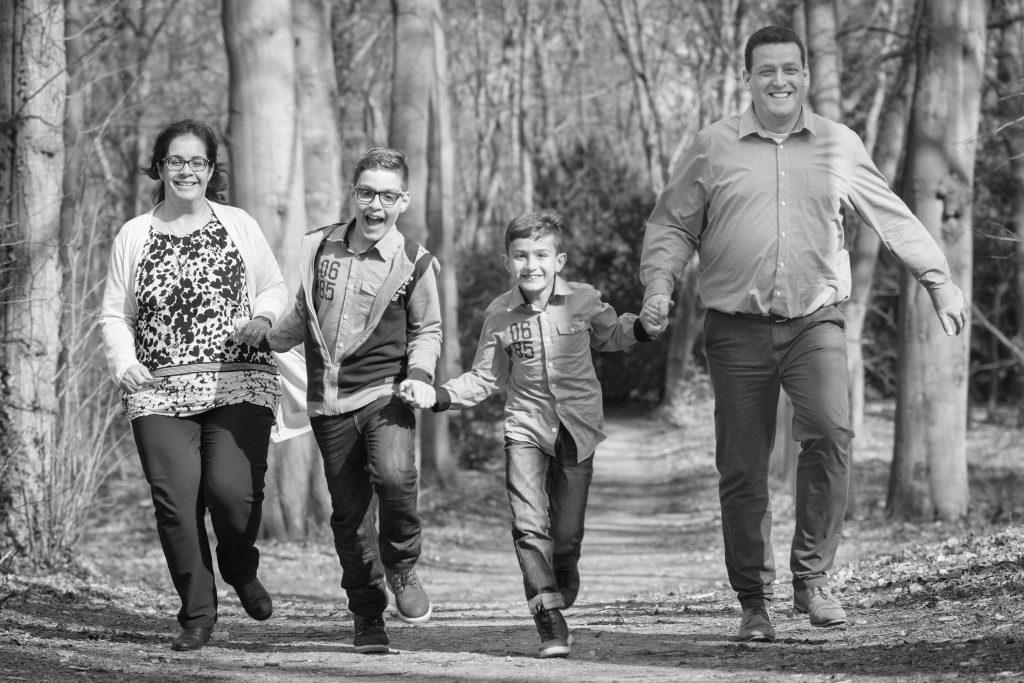 groepsfoto, familiefoto