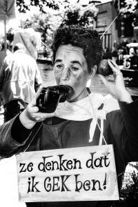 straatportret, Alkmaar