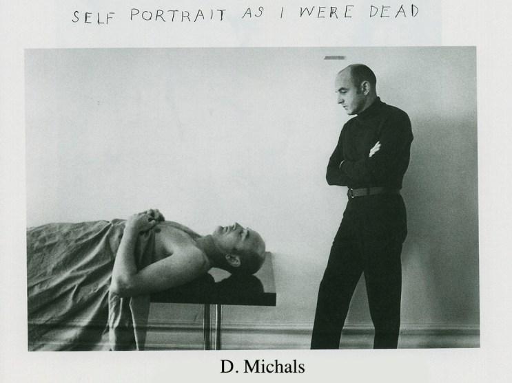 DMichals selfportrait