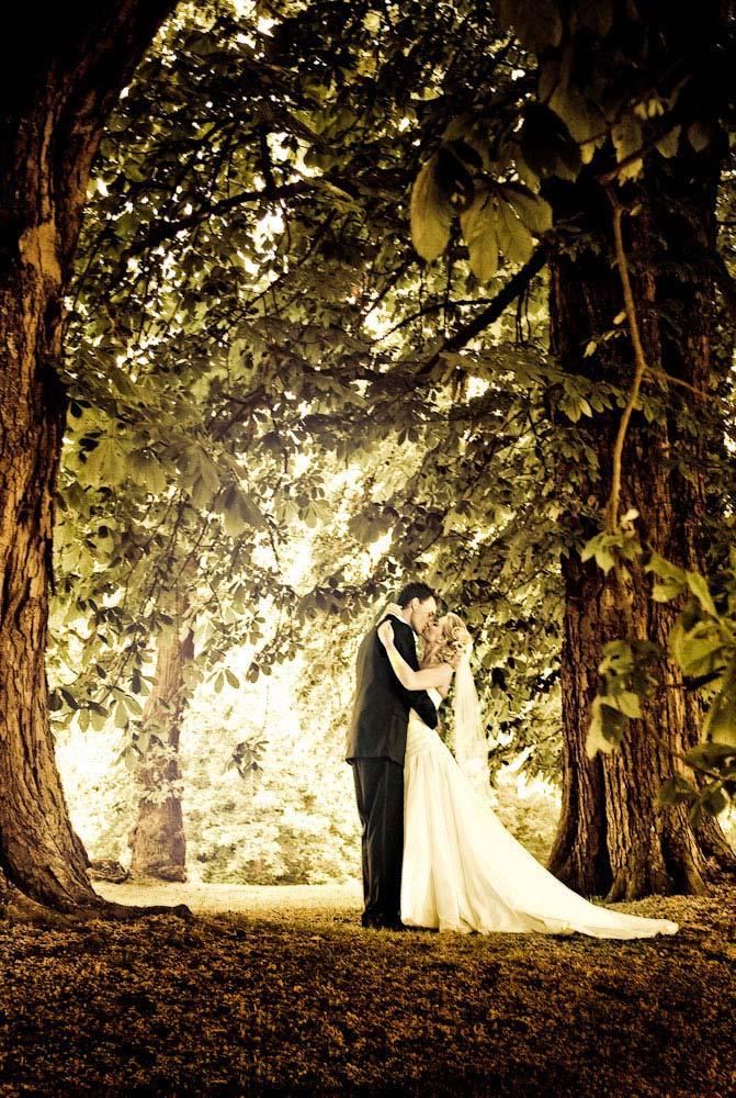fotokunstnerisk bryllupsfotografering