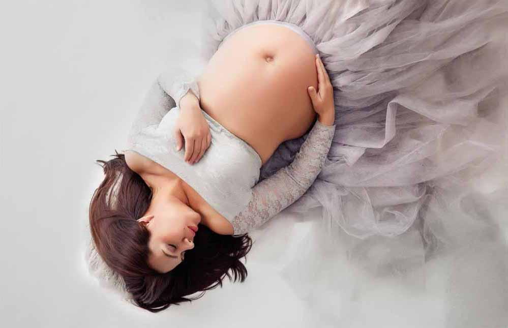 gravid foto i Kolding